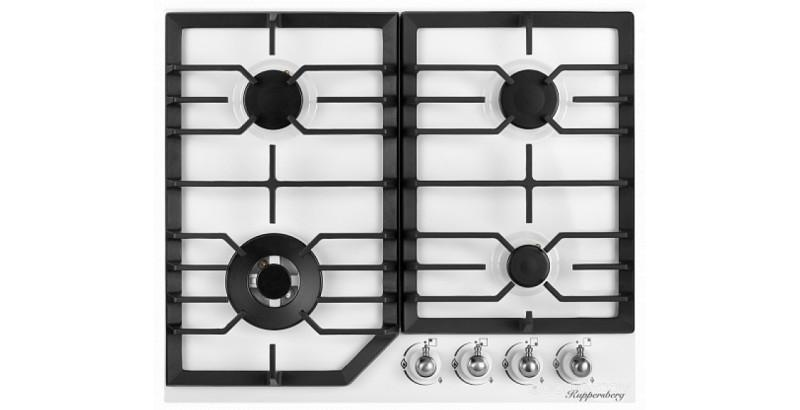 Поверхность газовая Kuppersberg FS 603 W Silver
