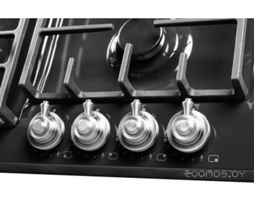 Поверхность газовая Kuppersberg FV6TGRZ ANT Silver